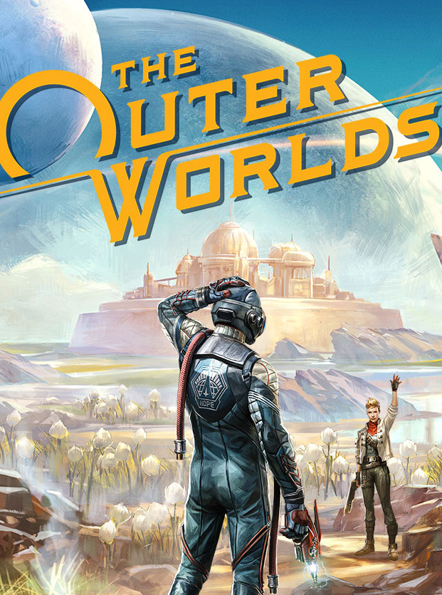 The Outer Worlds [PC, Цифровая версия] (Цифровая версия) фото