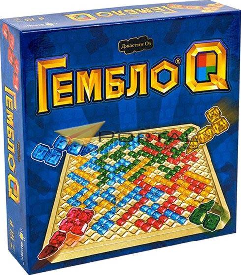 Настольная игра Гембло Q