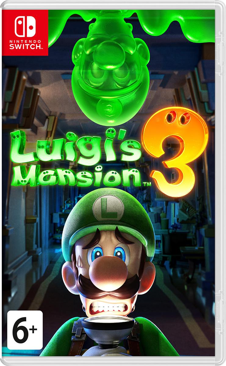Luigi's Mansion 3 [Switch]
