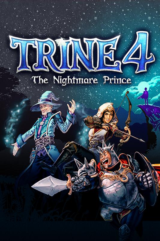 Trine 4: The Nightmare Prince [PC, Цифровая версия] (Цифровая версия) фото