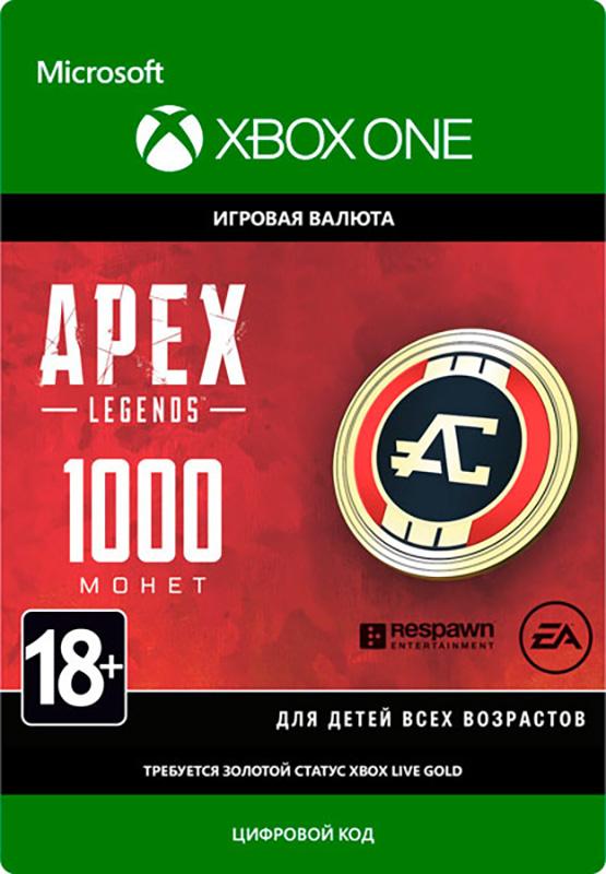Apex Legends: Игровая валюта Apex Coins 1000 [Xbox One, Цифровая версия] (Цифровая версия) фото