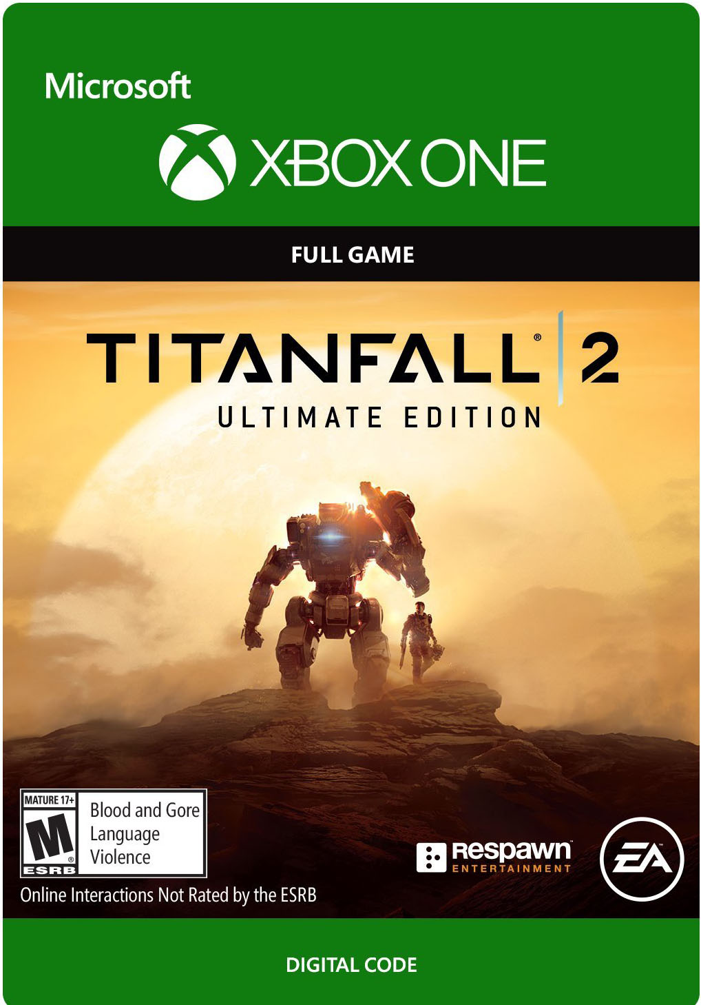 Titanfall 2. Ultimate Edition [Xbox One, Цифровая версия] (Цифровая версия) фото