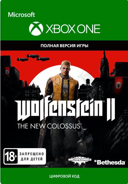 Wolfenstein II: The New Colossus [Xbox One, Цифровая версия] (Цифровая версия) фото