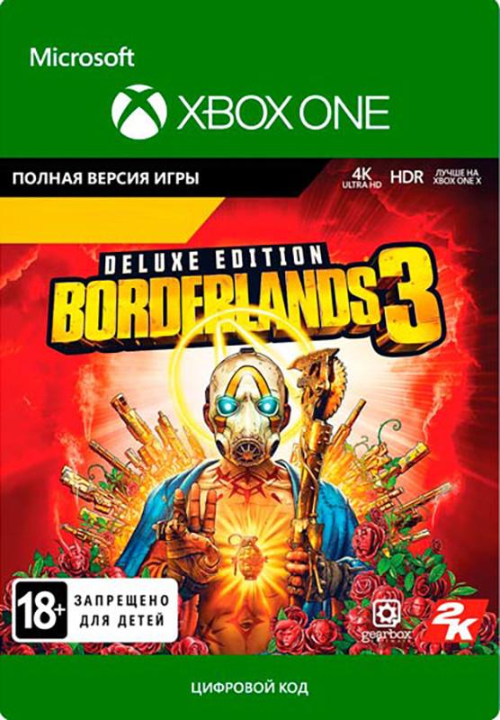 Borderlands 3. Deluxe Edition [Xbox One, Цифровая версия] (Цифровая версия) фото
