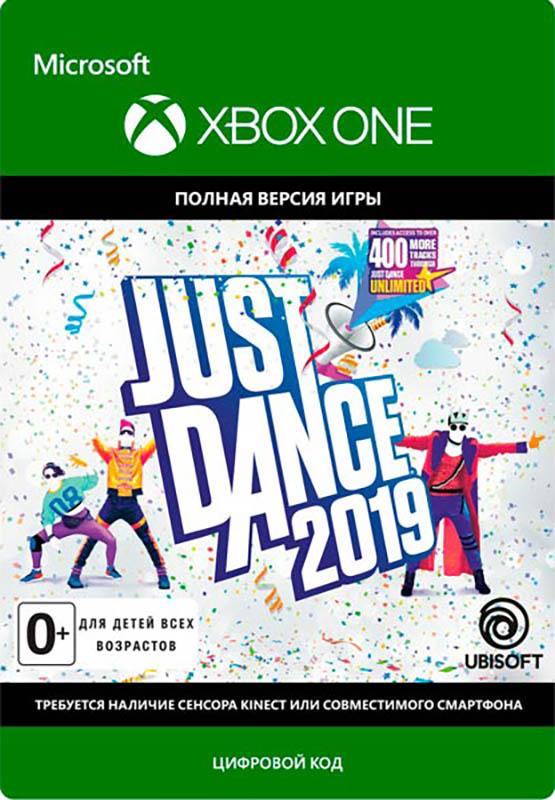 Just Dance 2019 [Xbox One, Цифровая версия] (Цифровая версия) фото