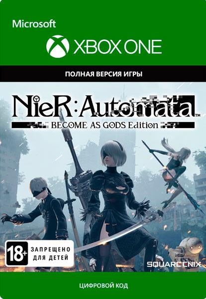 NieR: Automata. BECOME AS GODS Edition [Xbox One, Цифровая версия] (Цифровая версия) фото