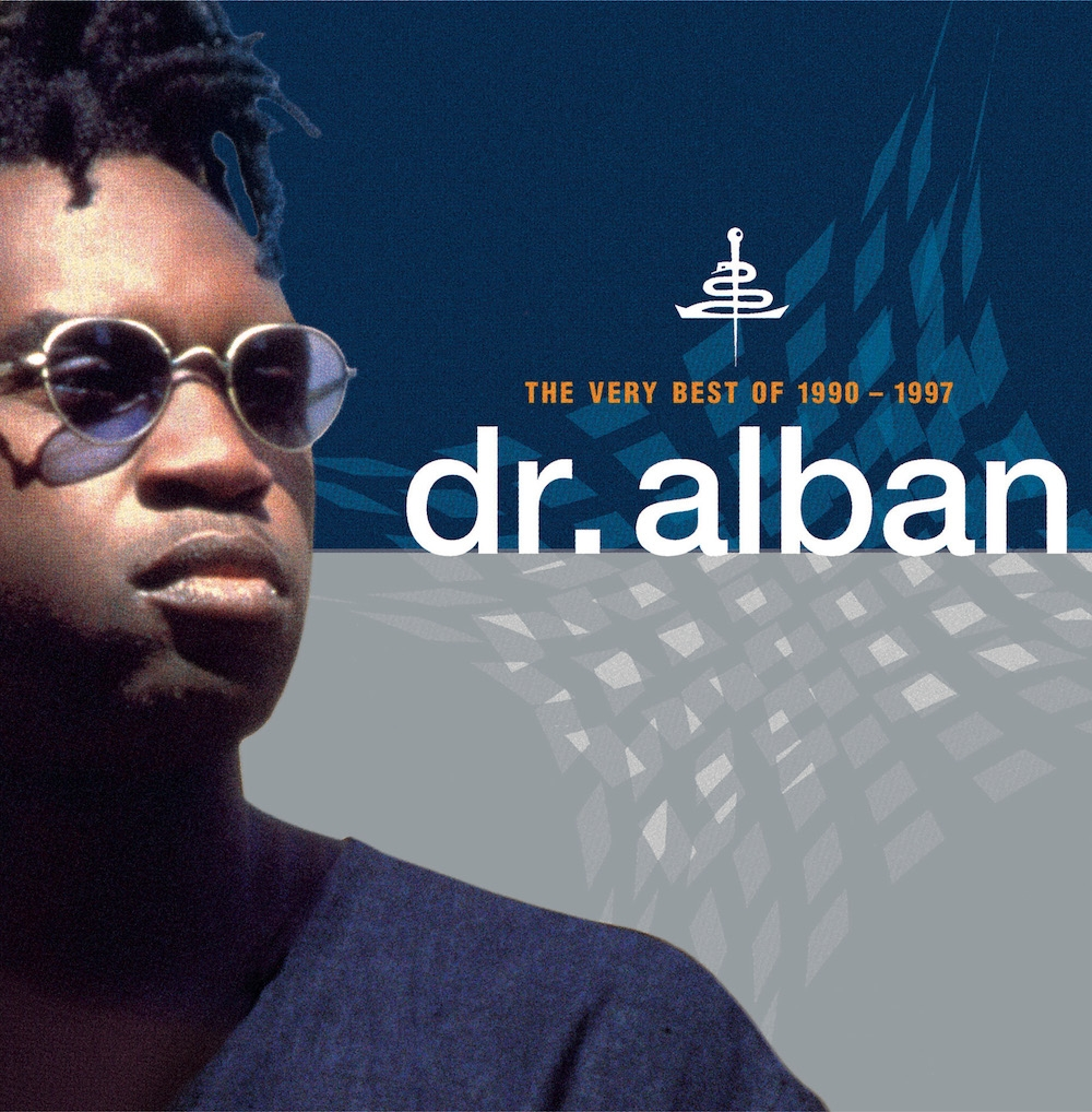 Dr. Alban – The Very Best Of 1990-1997 (LP) фото