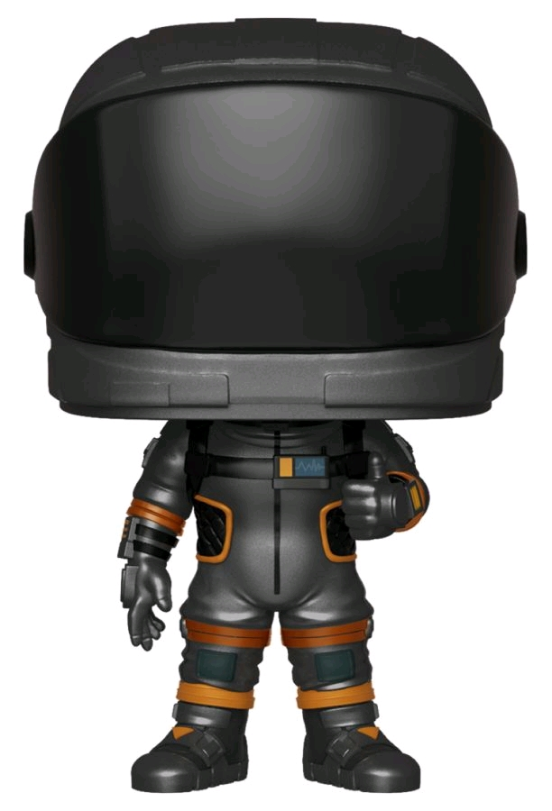 Фигурка Funko POP Games: Fortnite – Dark Voyager Metallic Glows In The Dark (9,5 см) фото