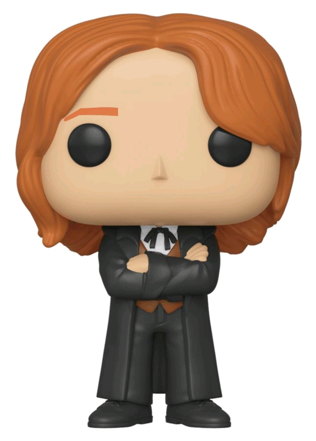 Фигурка Funko POP: Harry Potter S8 – Fred Weasley Yule Ball (9,5 см) фото