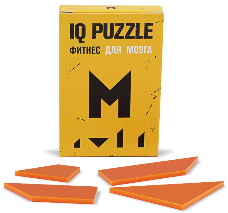IQ Puzzle Буква М фото