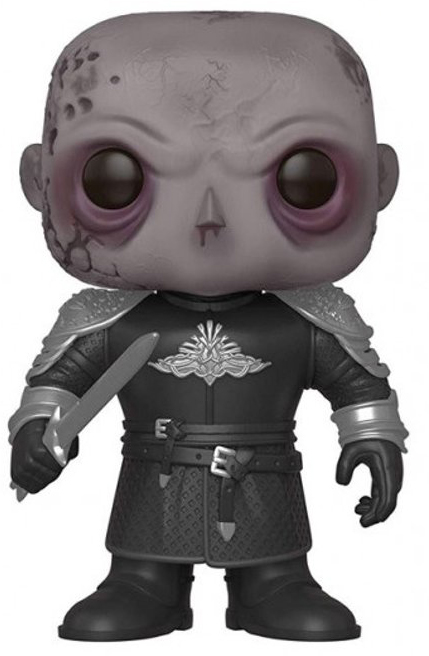 Фигурка Funko POP: Game Of Thrones – The Mountain Unmasked (15 см)