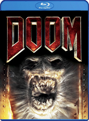 Doom (Blu-ray) фото