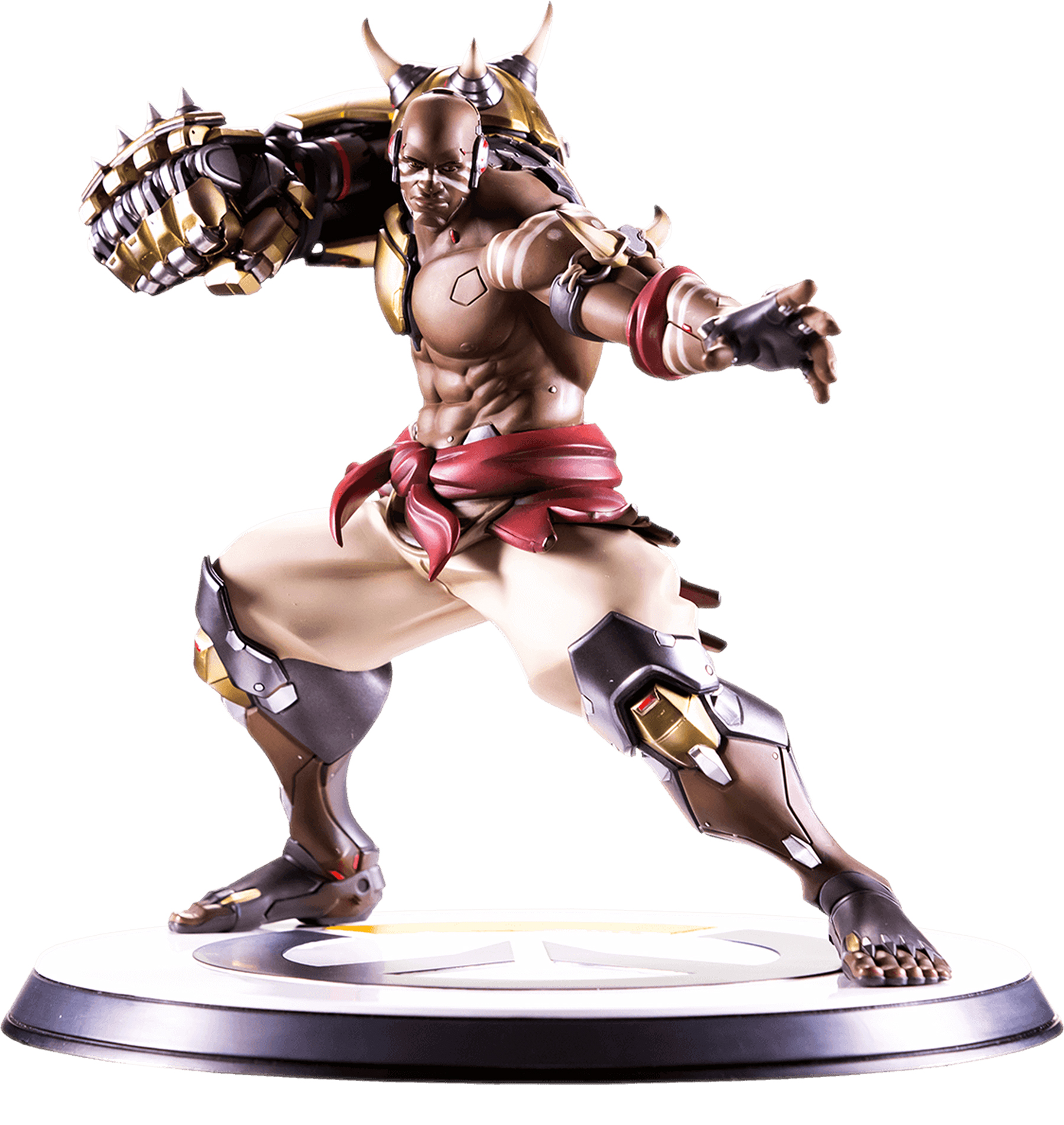 Статуя Overwatch: Doomfist (36 см)