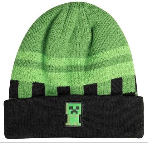 Шапка Minecraft: Creeper Sprite