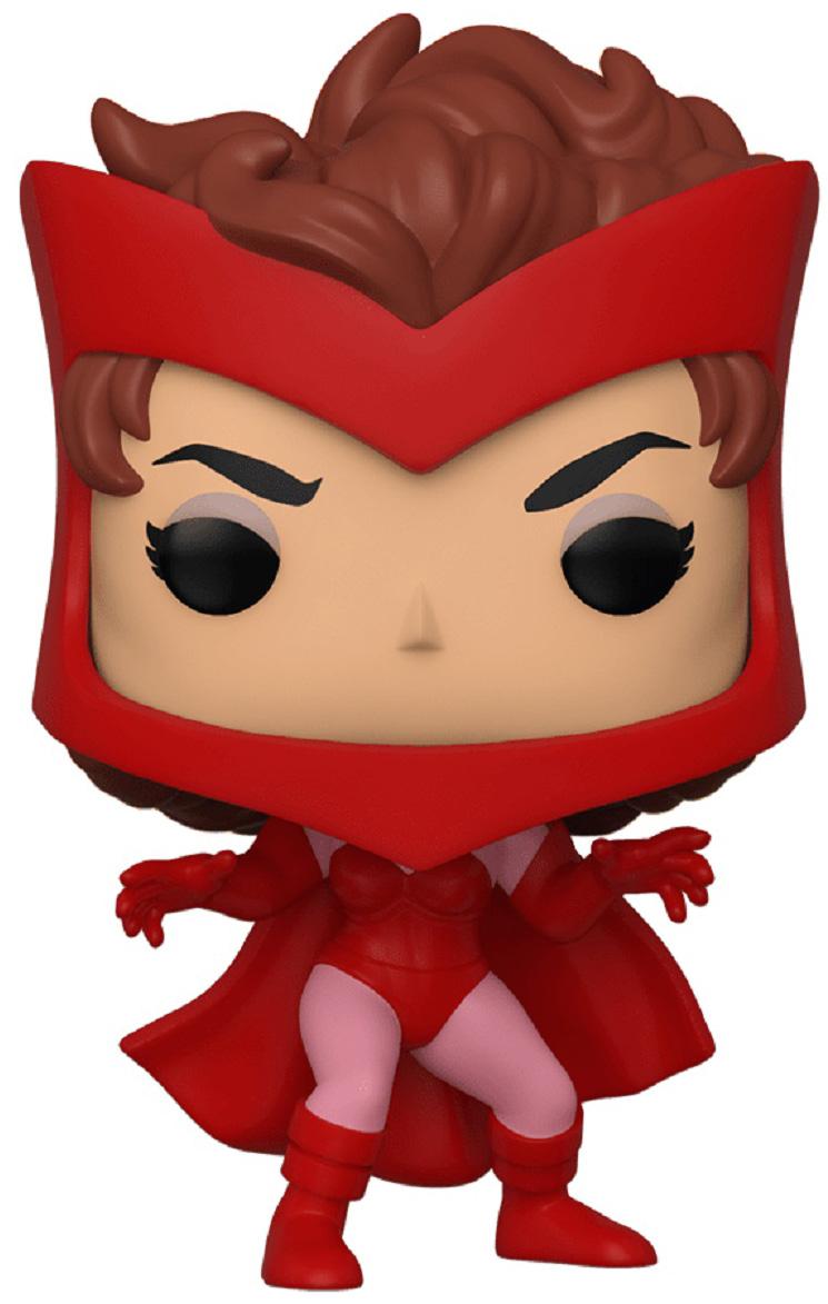 Фигурка Funko POP: Marvel 80 Years – Scarlet Witch First Appearance Bobble-Head (9,5 см) фото
