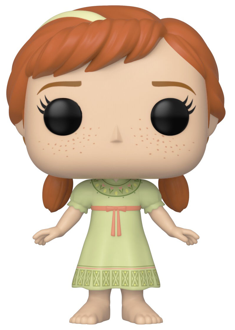 Фигурка Funko POP: Disney Frozen 2 – Young Anna (9,5 см) фото