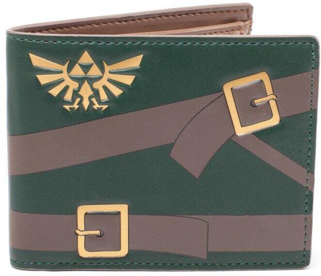Кошелёк Zelda: Generic Bifold