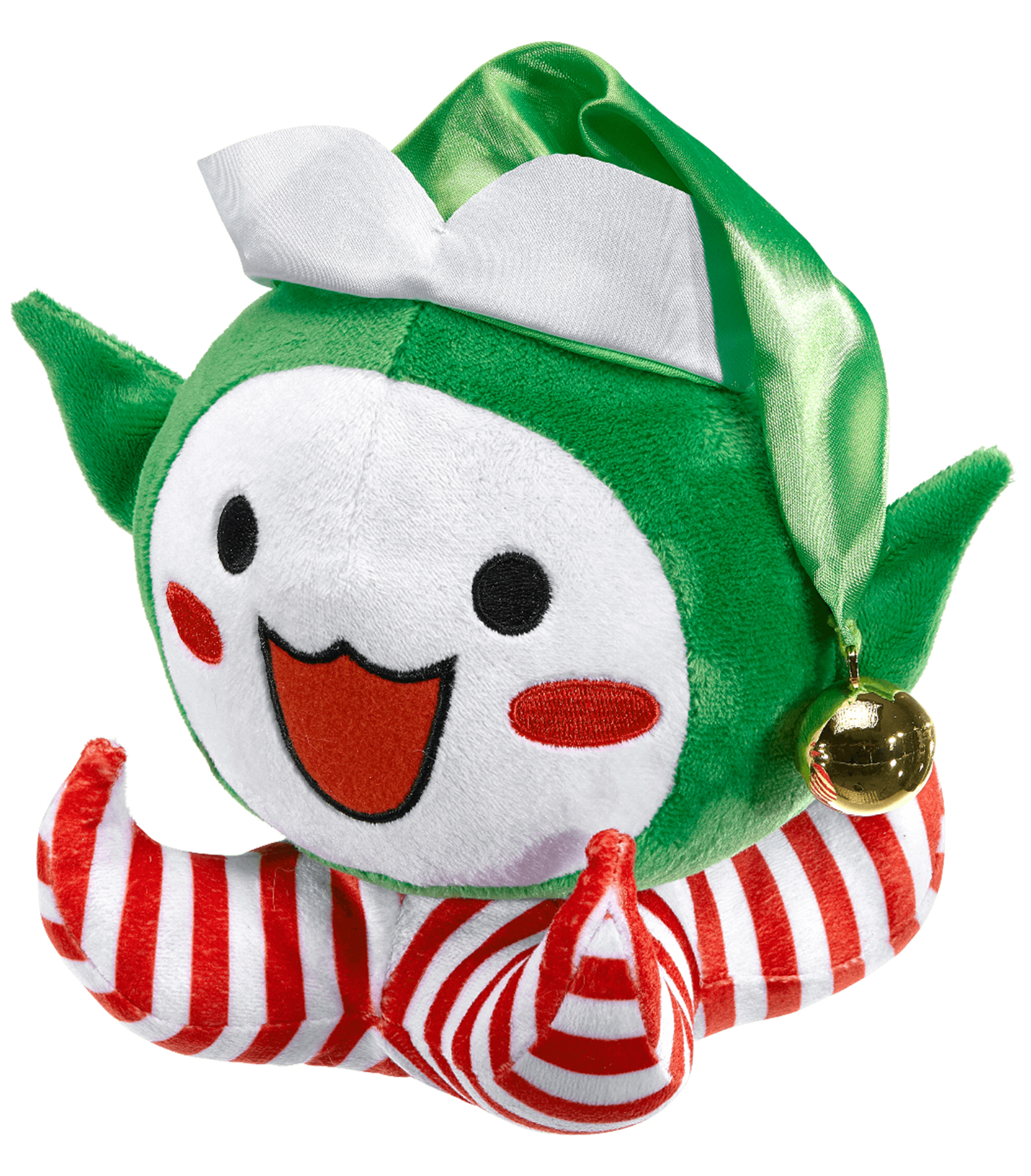 Мягкая игрушка Overwatch: Pachimari Hangers Christmasi Elf Medium (11 см)