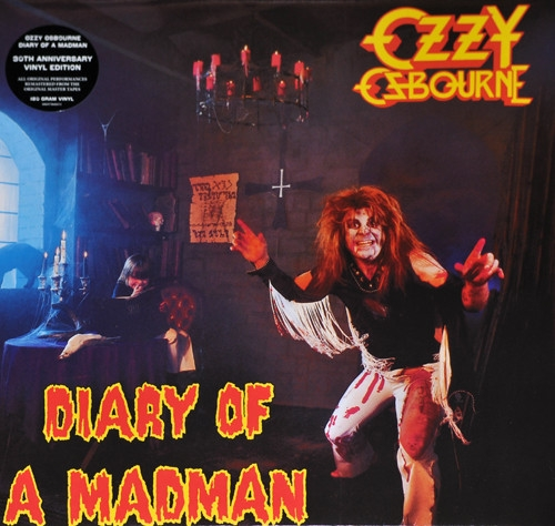 Ozzy Osbourne – Diary Of A Madman. Original Recording Remastered (LP) фото