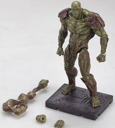 Фигурка Injustice 2: Swamp Thing (10 см) фото