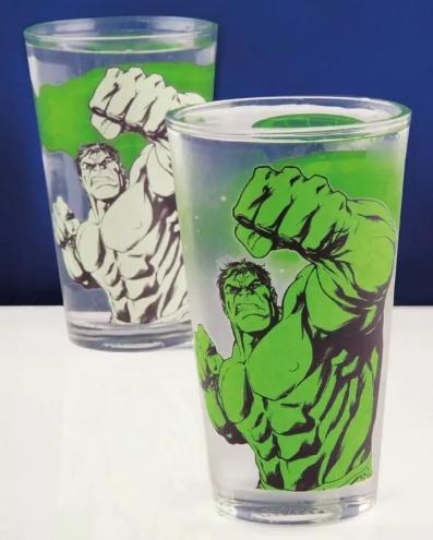 Стакан Marvel Avengers: Hulk Colour Change