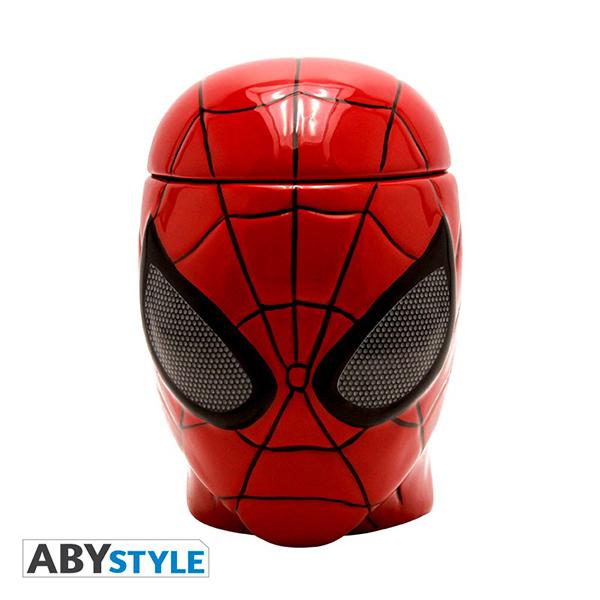 Кружка Marvel: Spider-man 3D