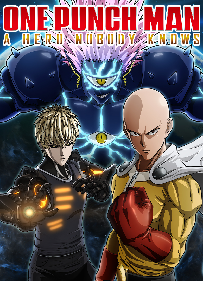 One Punch Man: A Hero Nobody Knows [PC, Цифровая версия] (Цифровая версия) фото