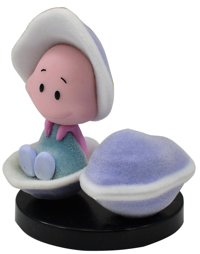 Фигурка Cutte! Fluffy Puffy: Alice In Wonderland – Oysters