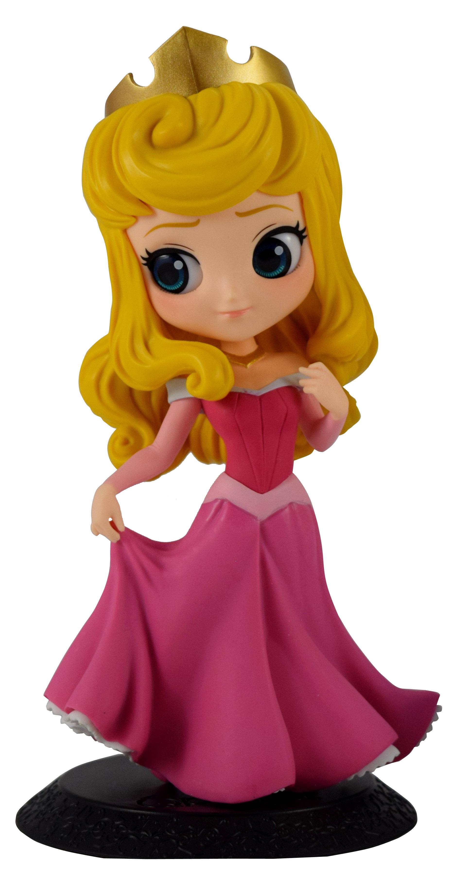Фигурка Q Posket Disney Character: Sleeping Beauty – Princess Aurora A Pink Dress
