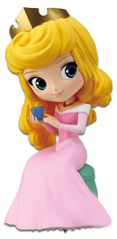 Фигурка Q Posket Perfumagic: Disney Character – Princess Aurora Version A (14 см)