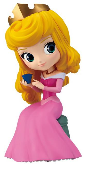 Фигурка Q Posket Perfumagic: Disney Character – Princess Aurora Version B (14 см)
