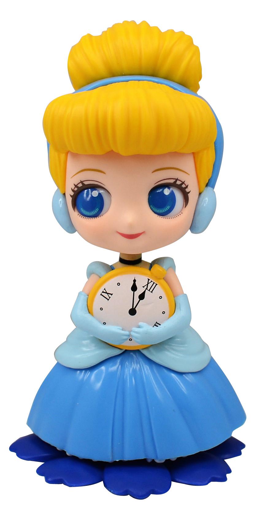 Фигурка Q Posket Sweetiny Disney Character – Cinderella Version A (14 см)