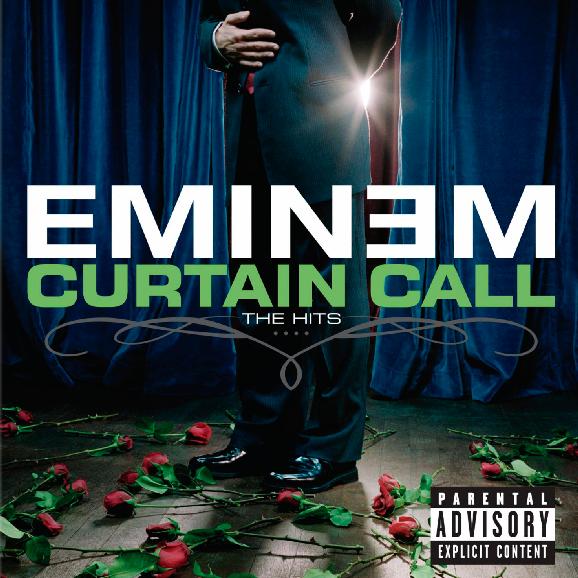 Eminem – Curtain Call: The Hits (LP) фото