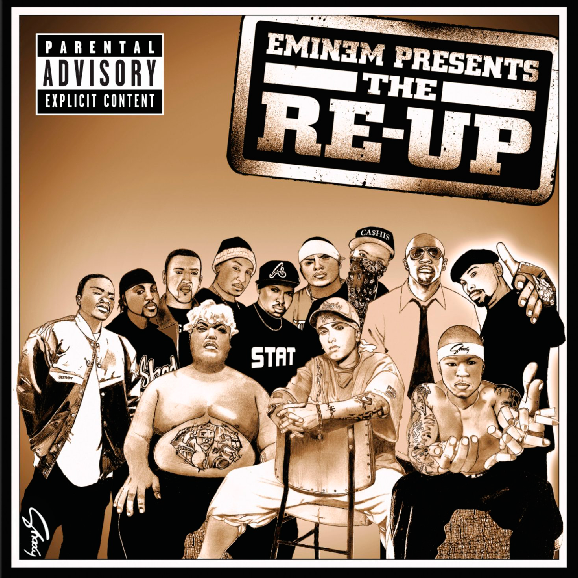 Eminem – Eminem Presents The Re-Up (LP) фото