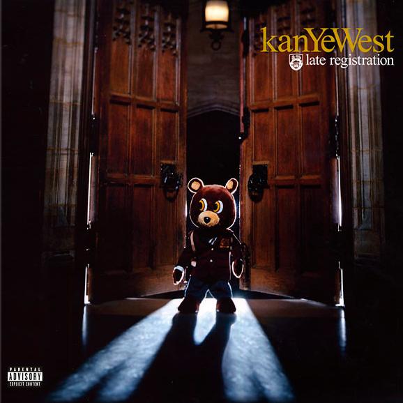 Kanye West – Late Registration (2 LP) фото