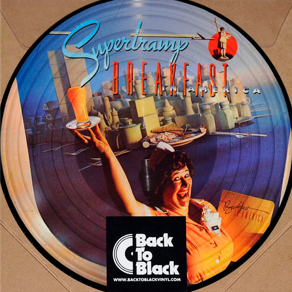 Supertramp – Breakfast In America (LP) фото