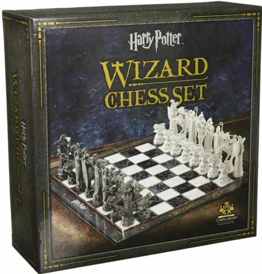 Шахматы Harry Potter: Wizard