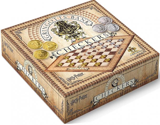 Шашки Harry Potter: Gringotts Bank шашки harry potter gringotts bank