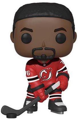 Фигурка Funko POP Hockey: NHL Washington Capitals – PK Subban Home Jersey (9,5 см)