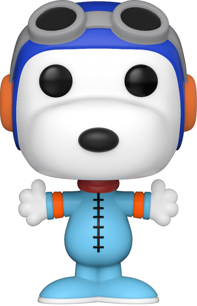 Фигурка Funko POP Animation: Peanuts – Astronaut Snoopy Exclusive (9,5 см) фото