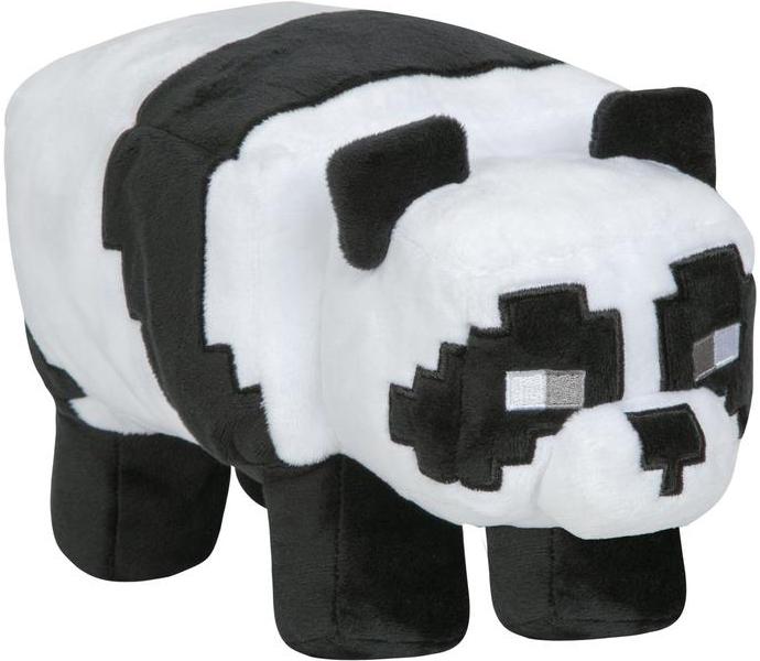 Мягкая игрушка Minecraft: Panda (30 см)
