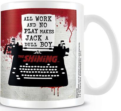 Кружка The Shining: Typewriter