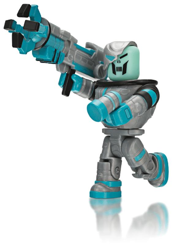 Фигурка Roblox: Bionic Bill фото