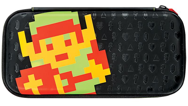 Чехол Slim Zelda Retro для Nintendo Switch фото