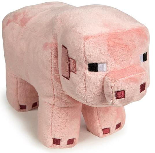 Мягкая игрушка Minecraft: Pig (26 см)