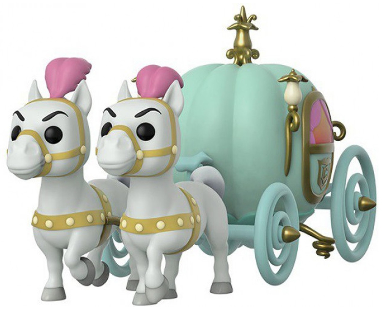 Фигурка Funko POP Rides: Cinderella – Cinderellas Carriage