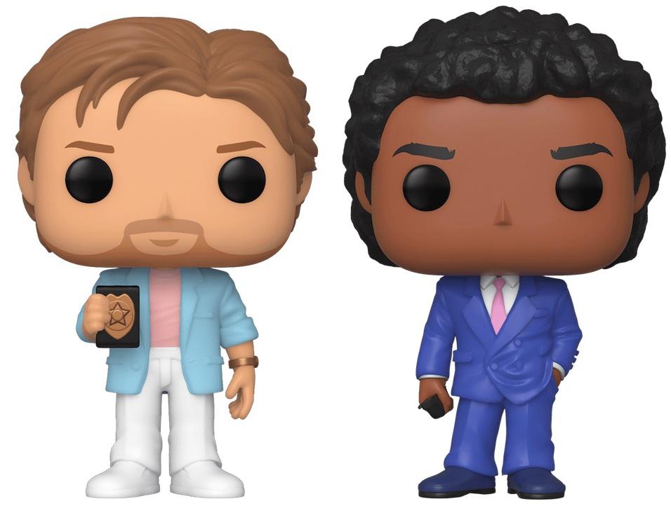 Фигурка Funko POP Television: Miami Vice – Vice Crockett & Tubbs (9,5 см) (2-Pack) фото