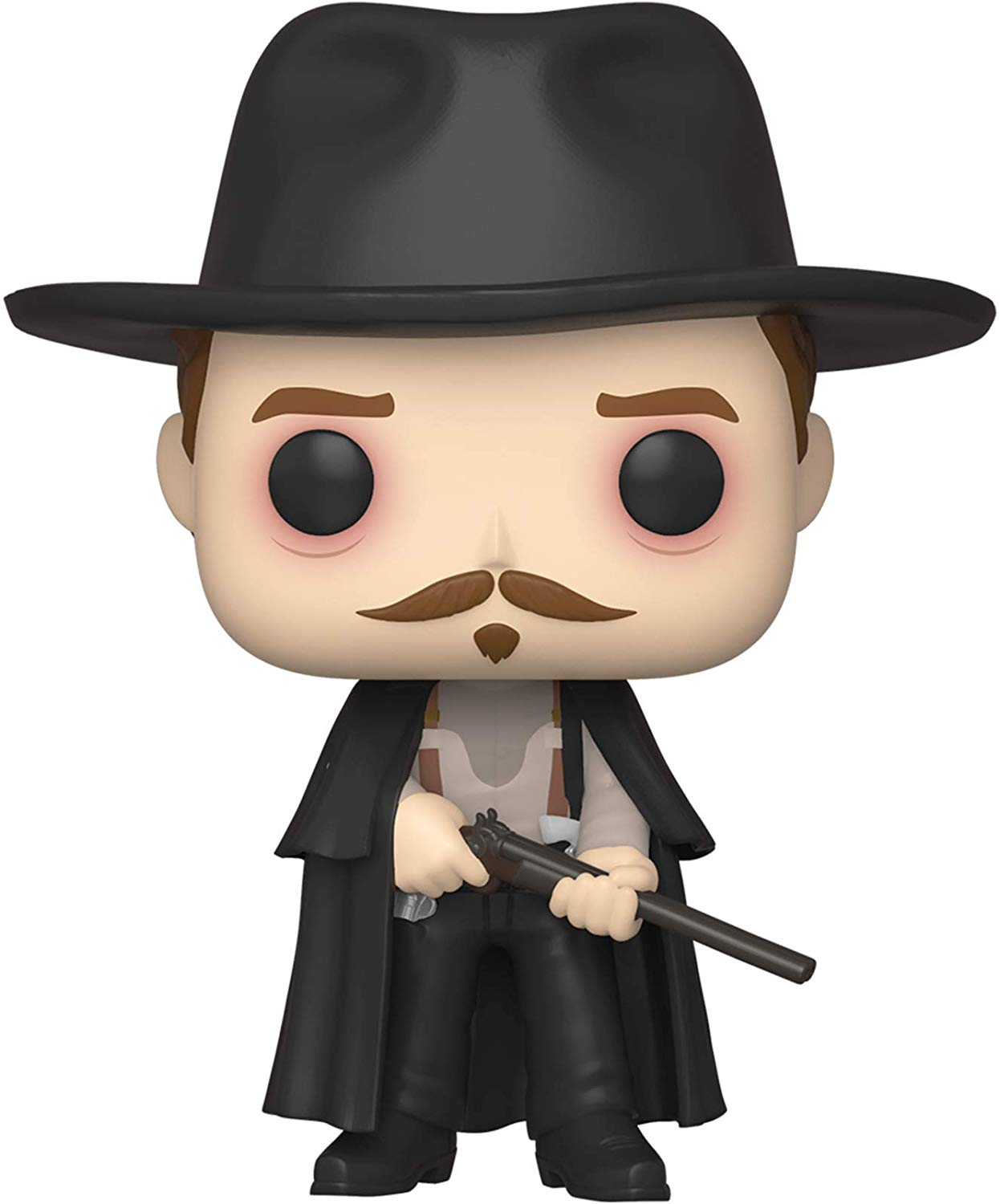 Фото - Фигурка Funko POP Movies: Tombstone – Doc Holliday (9,5 см) carlton doc holliday finding cover and structure for bass