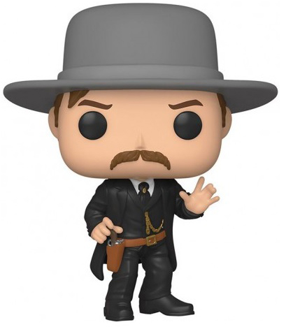 Фигурка Funko POP Movies: Tombstone – Morgan Earp (9,5 см) фото