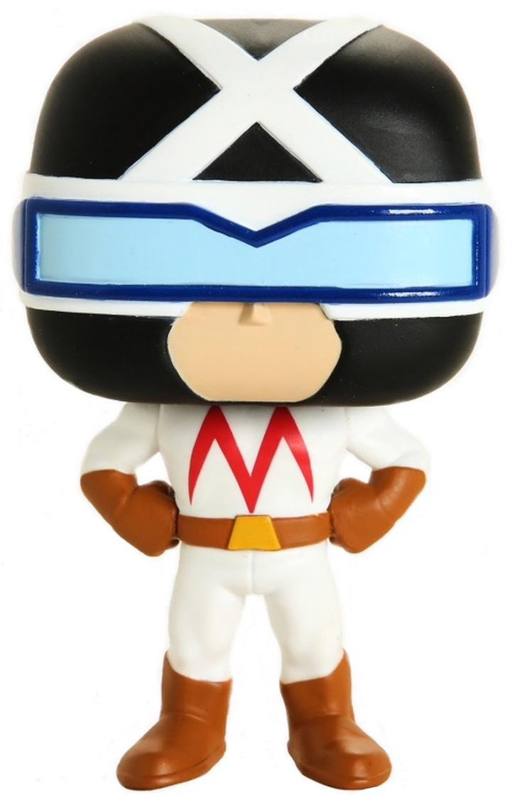 Фигурка Funko POP Animation: Speed Racer – Racer X (9,5 см) фигурка funko pop rides speed racer спиди на машине 45098